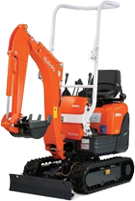 Mini Digger Hire Lancashire