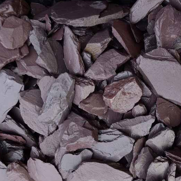 Plum Slate 40mm Tonne Bag